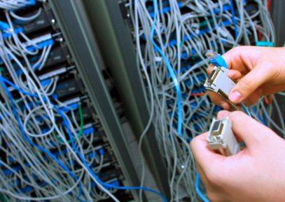 Data centre technician